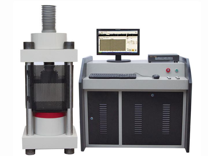 YAW-2000\3000微机控制电液伺服恒应力压力试验机