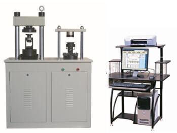 YAW-300D微机控制恒应力抗折抗压一体机