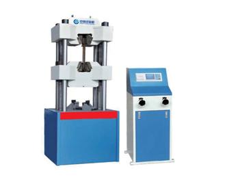 WES-D系列数显式液压万能试验机
