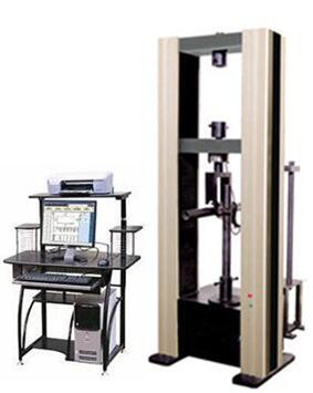 微机控制钢管脚手架碗扣万能试验机