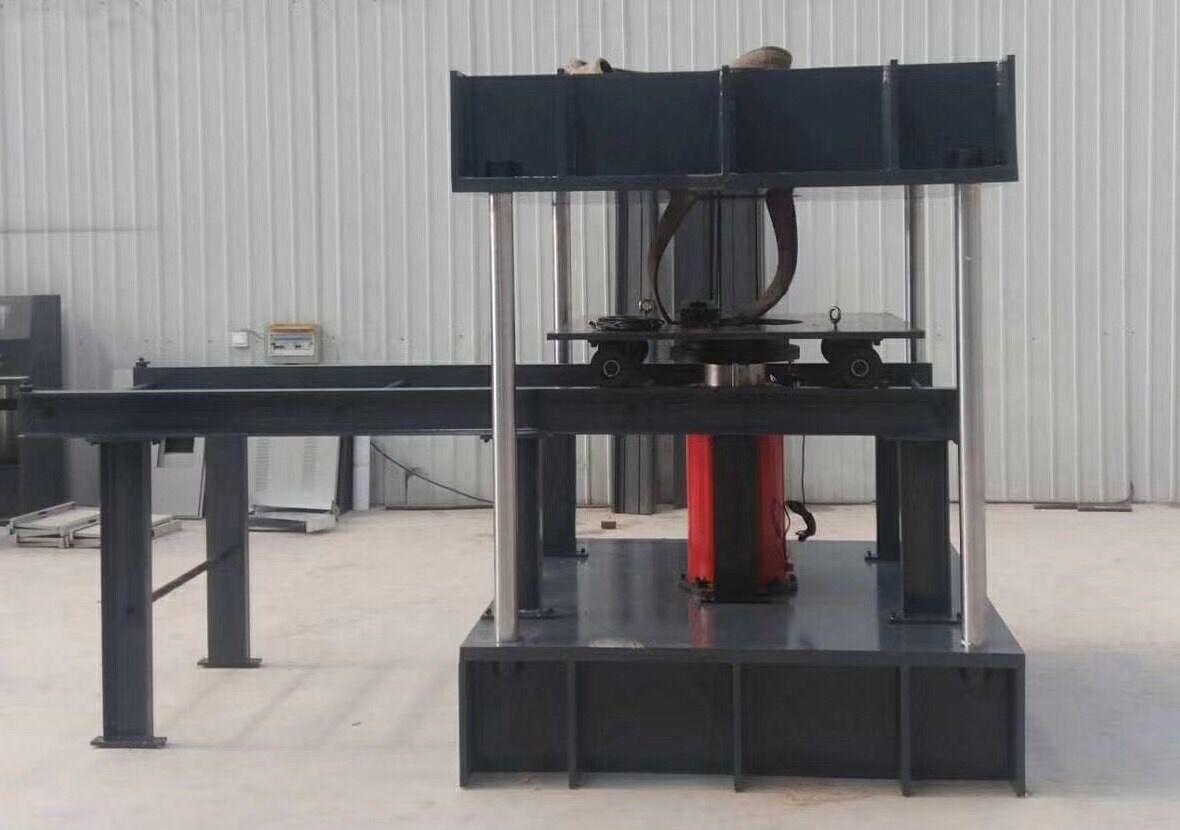 JYW-600微机控制井盖压力试验机