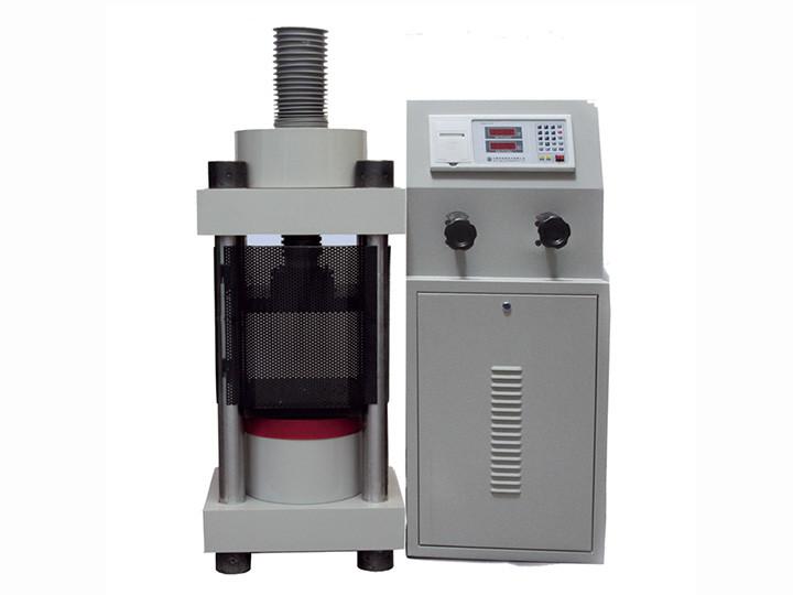 YES-D数显式压力试验机(电动)