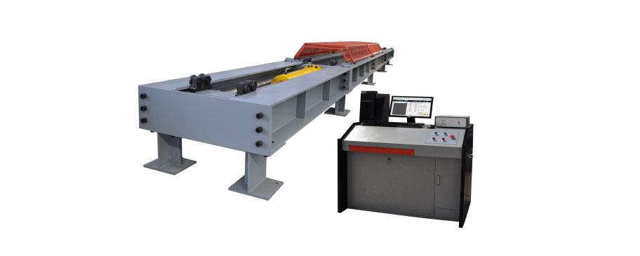 LAW系列微机控制电液伺服卧式拉力试验机