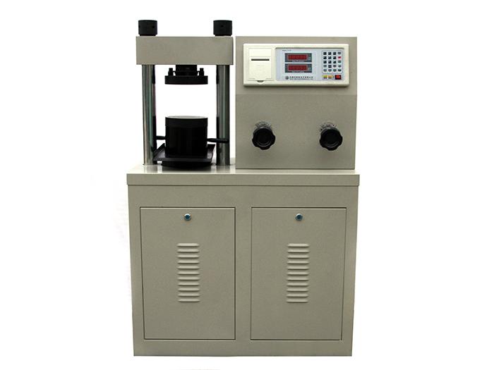 300KN电液式压力试验机